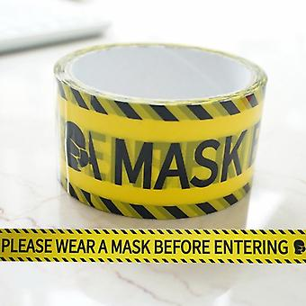 Warning Tape Danger Caution Fragile Barrier Remind Diy Sticker