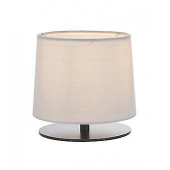 Carlson Steel Table Lamp