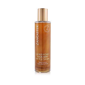 Golden tan maximizer 1 month tan prolonging after sun oil 254938 150ml/5oz
