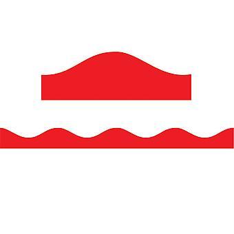 Bordo magnetico, rosso, 12'