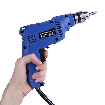 Hand elektrische Bohrmaschine bj-22-10-1 Haushalt vorwärts und Rückwärtsdrehzahl Regelung 300w Hochleistungs elektrische Bohrmaschine 10mm Bohrklemme