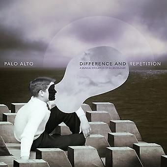 Palo Alto - Difference & Repetition [Vinyl] USA import