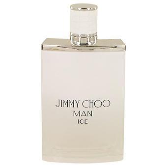 Jimmy Choo Ice Eau De Toilette Spray (Tester) By Jimmy Choo 3.4 oz Eau De Toilette Spray