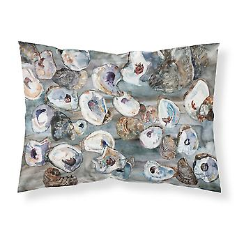 Caroline's Treasures 8957Pillowcase Bunch of Oysters Fabric Federa standard, grande, multicolore