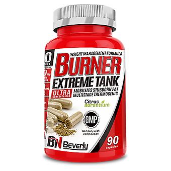 Beverly Nutrition Burner Extreme Tank Multistage Thermogenic 90 capsules