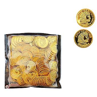 Gold Treasure Coins For Play