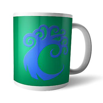 Magic The Gathering Simic Merchandise Mug Coffee Tea Cup