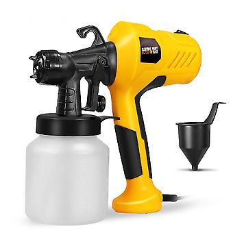 Electric Spray Gun Household Paint Sprayer Flow Control Airbrush Easy Spraying