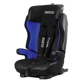 Chaise de voiture Sparco SK700 Noir/Bleu