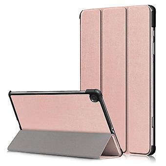 Uni- ja herätysnahkainen tablettikotelo Samsung tab a7 t500 / t505 tablet -koteloon