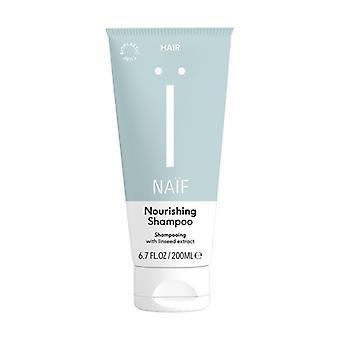 Nourishing shampoo 200 ml