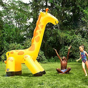 Bigmouth - ginormous giraff uppblåsbar gård sprinkler