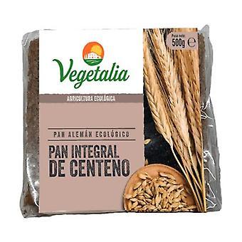 Organic Rye Whole Wheat German Bread 500 g