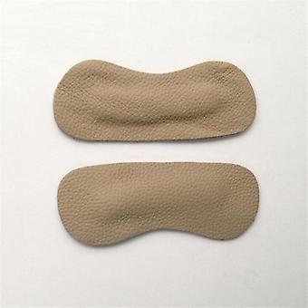 Nahka kantapää kahvat paksunnettu kulutusta ehkäistä kantapäät pehmustetut insertit kengän