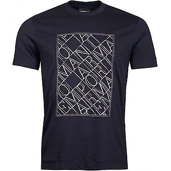 Emporio Armani Box Logo T-Shirt