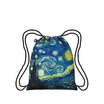 Loqi Women's The Starry Night Backpack 43.5Cm