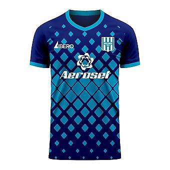 Racing Club 2020-2021 Away Concept Jalkapallosarja (Libero)