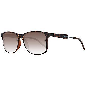 Polaroid PLD-6018-F-S-SKF-57-TRMR-94 Sonnenbrille, Braun (Marr n), 57.0 Unisex-Erwachsene
