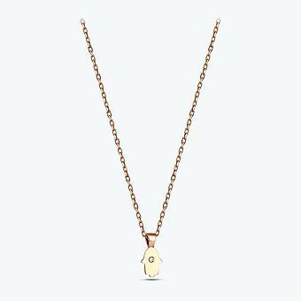 Fata Ana Hand Diamant Halskette