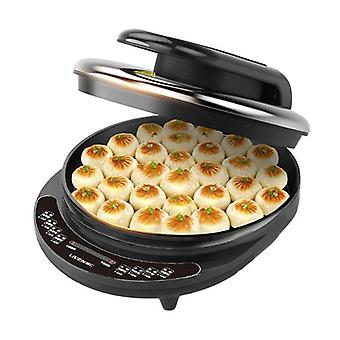Electric Baking Pan 1600w Crepe Maker Non-stick Coating Toaster Mechanical Control Frying Machine
