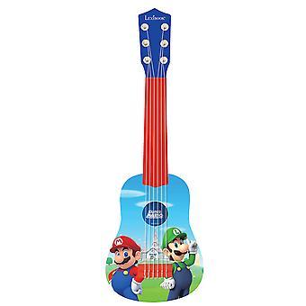 Super Mario Mijn Eerste Gitaar