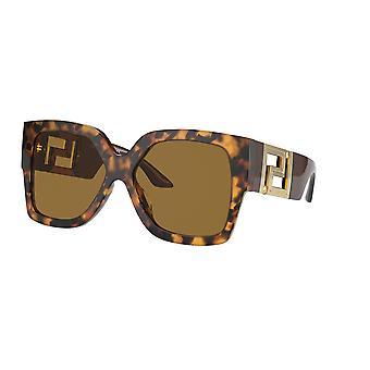 فيرساتشي VE4402 511973 هافانا / النظارات الشمسية البرونزية