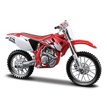 1:18 Yamaha Motorcykel Diecast Modell