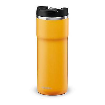 Aladdin Java Thermavac Leak-Lock Stainless Steel Mug 0.47L Sun Yellow