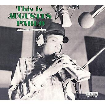 Augustus Pablo - Det här är Augustus Pablo CD