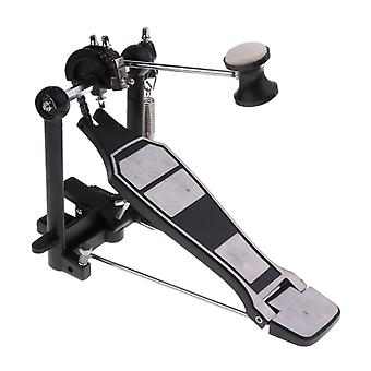 Heavy-duty drum pedal with drum beater single chain drive set percussion replacement parts percussion instrument accessories