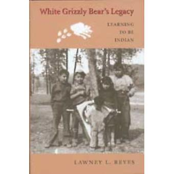 White Grizzly Bears Legacy by Lawney L Reyes