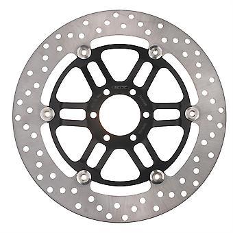 MTX Performance Brake Disc Front/Floating Disc for Honda VTR 250 R 2010-2012