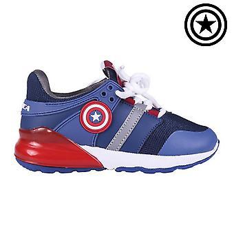 Sportskor för barn Avengers Blue