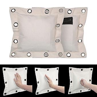 40Cm borsa da boxe ala chun kung fu wall bag calcio sorprendente sabbia punching bag fiteness allenamento
