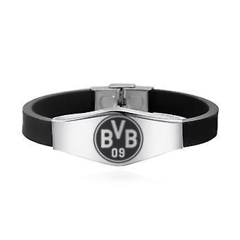 Football Bracelet Bvb Real Madrid Stainless Steel Wristband Adjustable