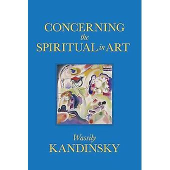 Betreffende het spirituele in de kunst