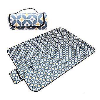 150x150cm Portable Folding Picnic Mat Outdoor Camping Mat Nation Style