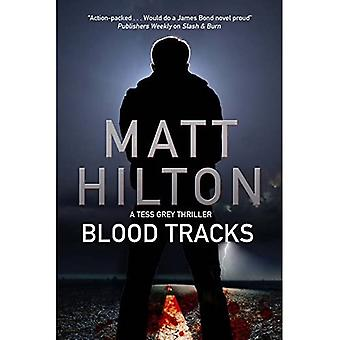 Blood Tracks: A New Action Adventure Series Set in Louisiana (A Grey and Villere Thriller)