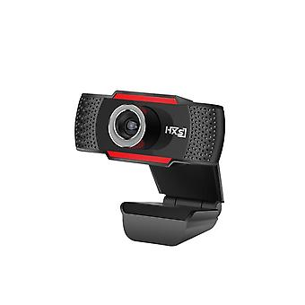 Hxsj S30 Usb Web Camera 720p Hd Computer Camera Webcams Built-in Sound-absorbing Microphone 1280 *720 Dynamic Resolution