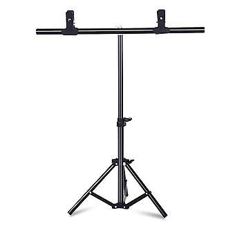 T-shape Metal Backdrop Stand Frame