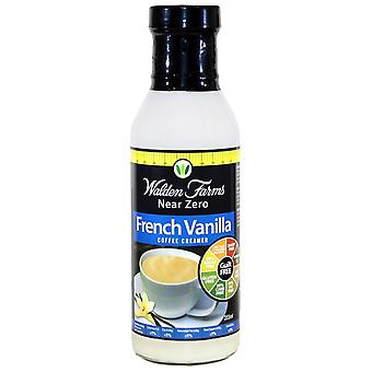 Coffee Creamer, French Vanilla - 355 ml.