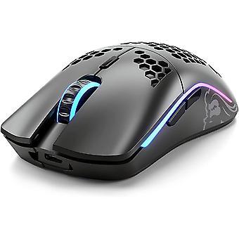 Glorious PC Gaming Race Model O Draadloze RGB Gaming Mouse - Mat Zwart (GLO-MS-OW-MB)