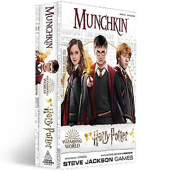 Munchkin: Harry Potter Card Game