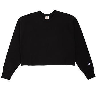 Champion Cropped Reverse Weave 112692KK001 universelle Ganzjahres-Damen-Sweatshirts