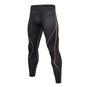 Fitness Tights-bukser på underlaget