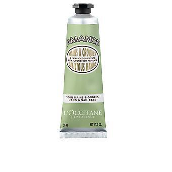 Krém na ruky L'occitane Amande (30 ml) (30 ml)