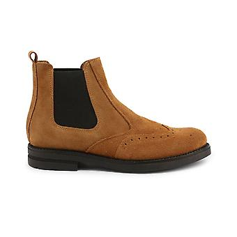 Duca di morrone - 101_camoscio - chaussures pour hommes