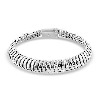 Royal Bali Zilveren Ketting Armband voor Vrouwen Sterling Gestempelde Sieraden 8 >>