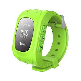 Dzieci Q50 Dokładne Tracker Sos Emergency Anti-lost Inteligentny zegarek dla Androida
