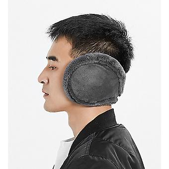 Plush Earmuffs Men's Increased Earmuff Warm Ear Trend Winter Warm Student Ear Bag